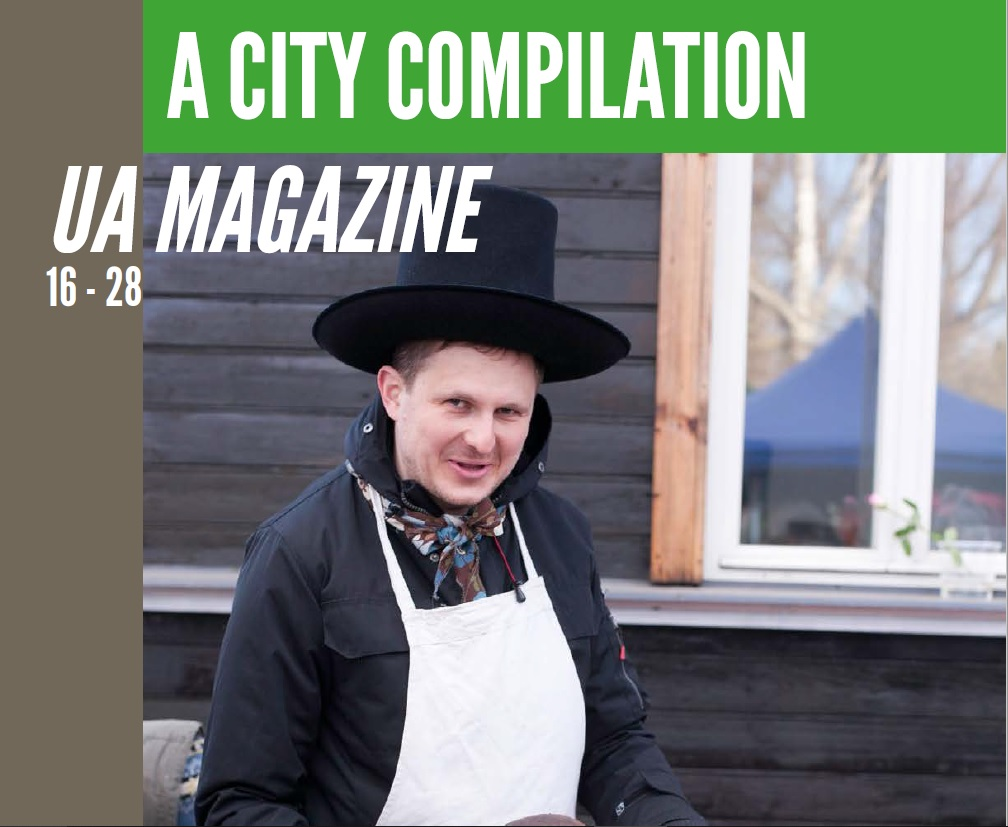 Urban Agriculture Magazine: A city compilation