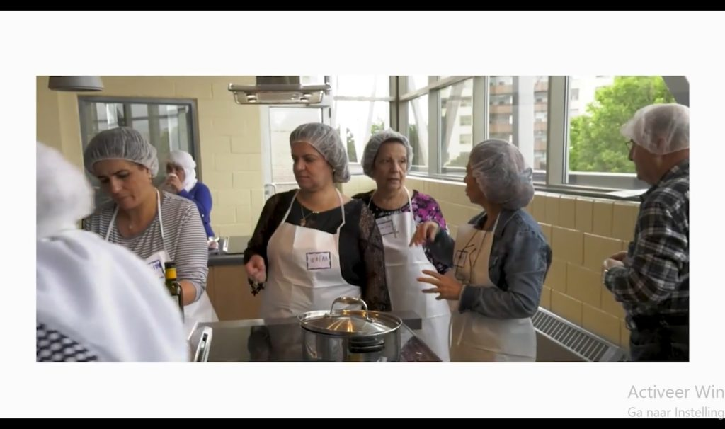 Using food as tool for settlement and integration in Toronto
