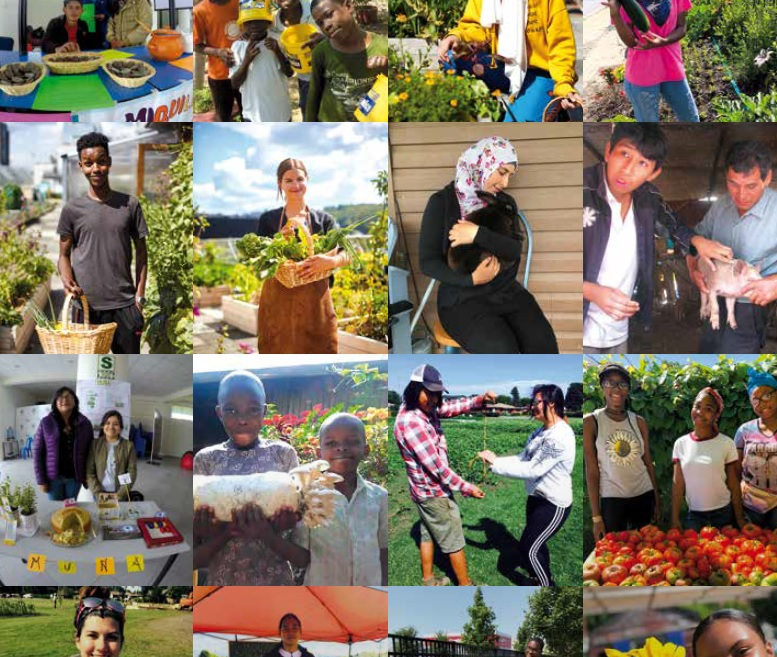 Urban Agriculture Magazine no. 35 – Youth in Food. Opportunities for education and employment