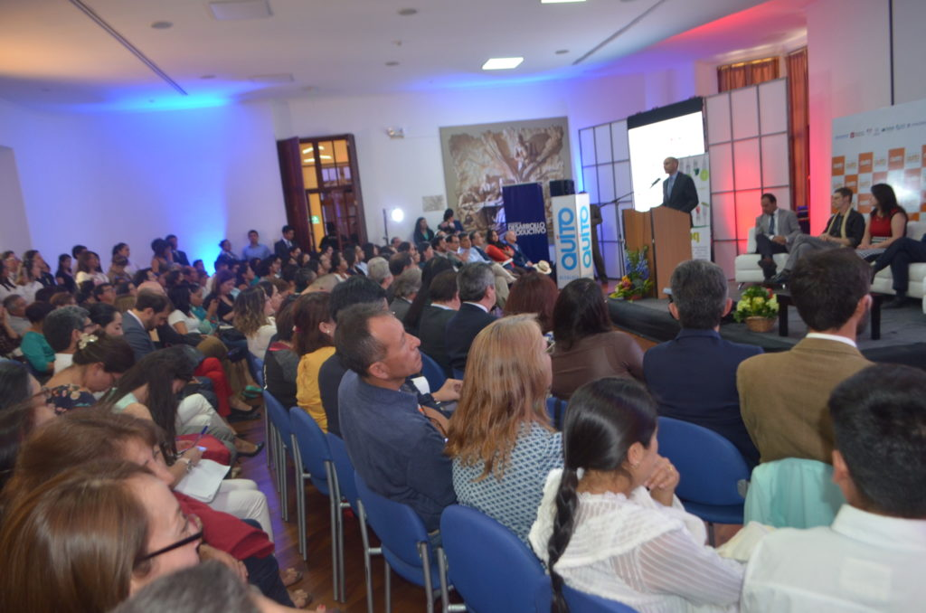 Quito, first city of Ecuador with a food strategy