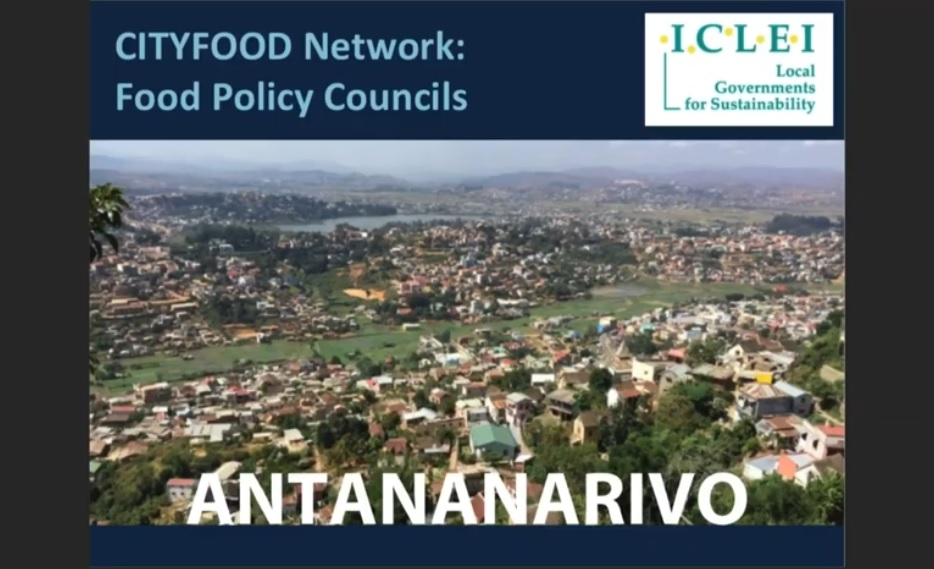 CITYFOOD webinar: Food Policy Councils