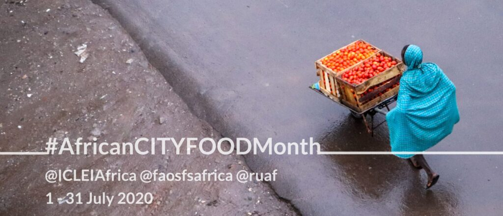 Join us for #AfricanCITYFOODmonth