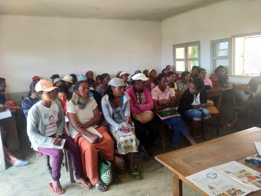 The Gender Agenda for Agriculture in Analamanga, Madagascar