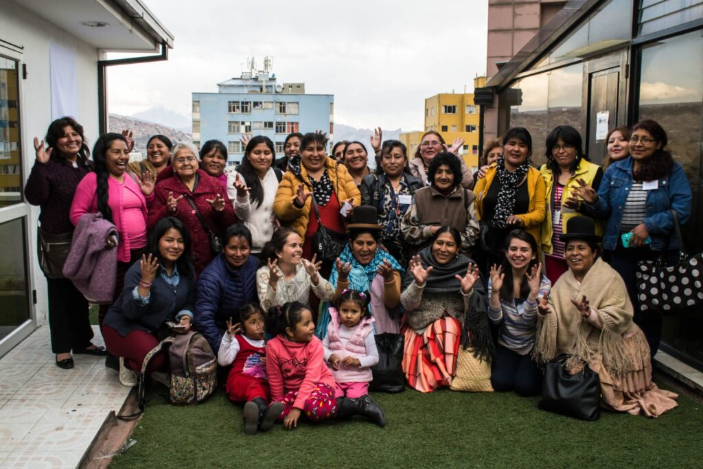Breaking Gender Norms: Lessons from the Women's Food Lab in La Paz, Bolivia