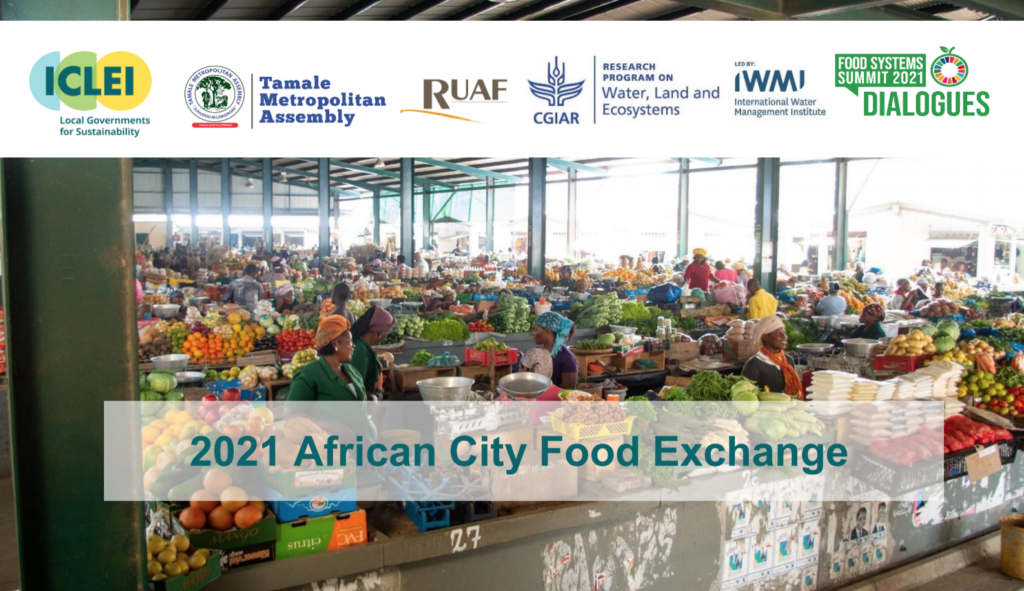 Event: Building a Climate Resilient City Region Food System Through Innovative Strategies and Action Planning in Tamale