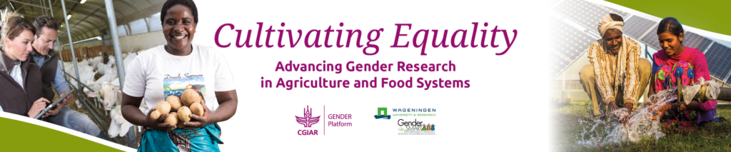 Event: What will it take to transform power relations in urban and peri-urban food systems?